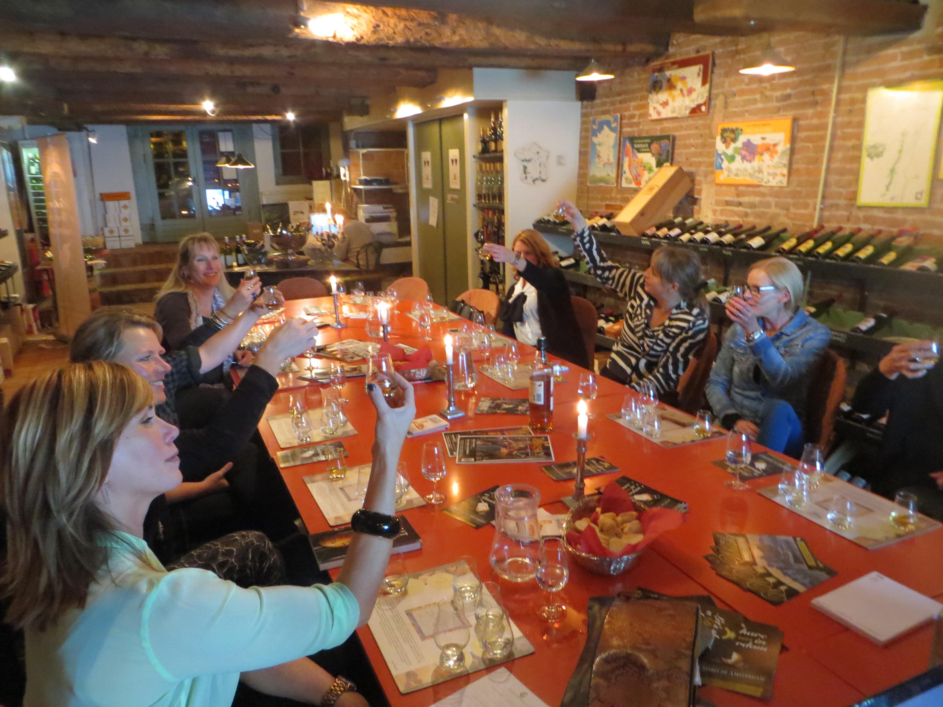 Women4Whisky tasting, 27 nov. 2014 015