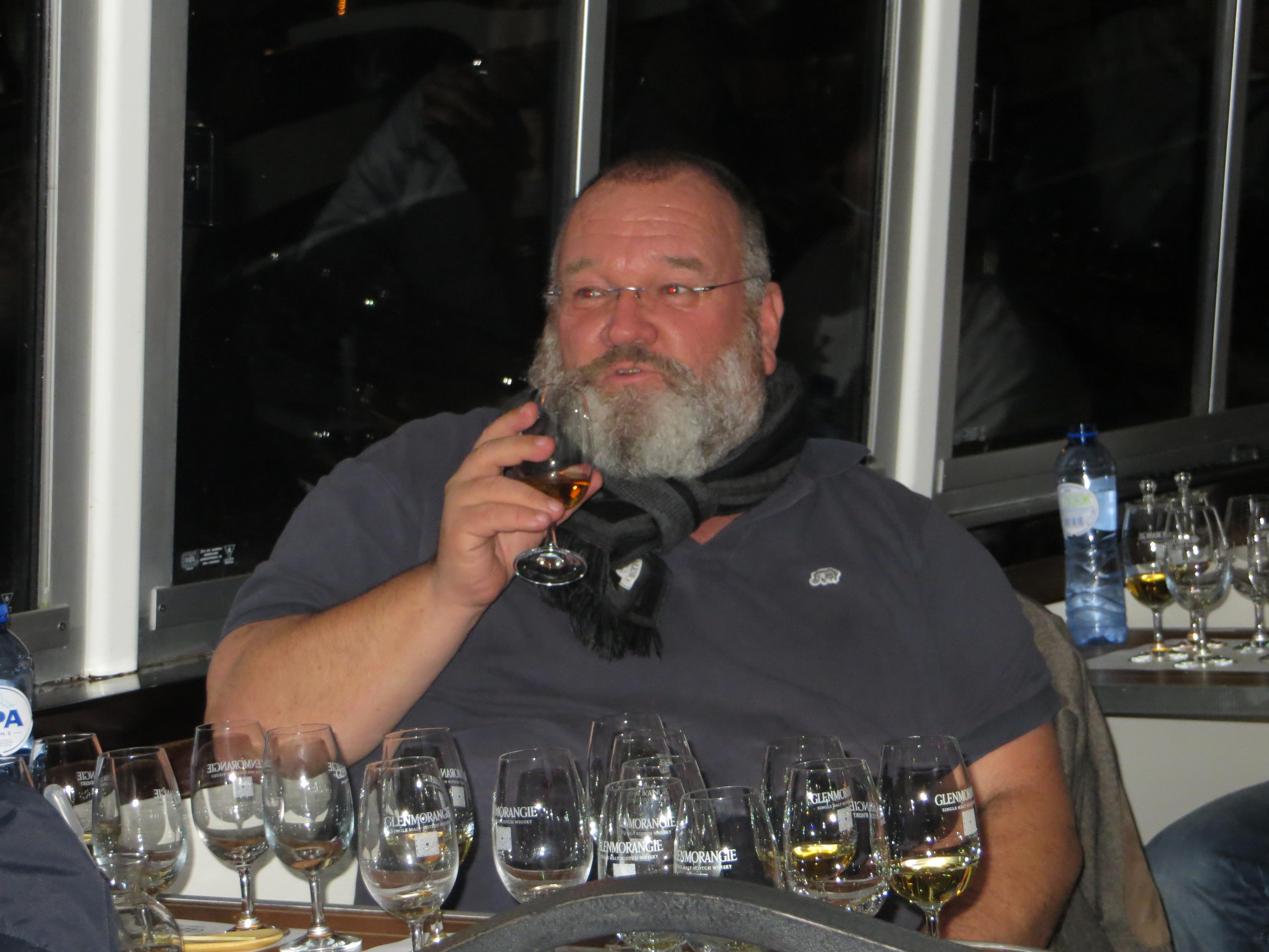 Glenmorangie Whisky Canal Cruise, 14 dec. 2013 072